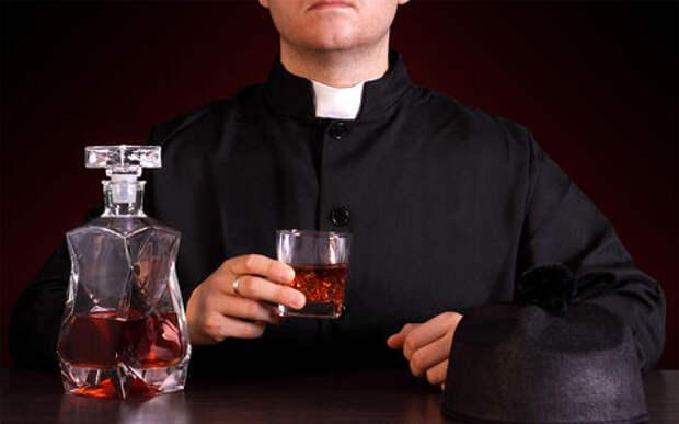 У священника за рулем уже с утра было 3,7 промилле алкоголя