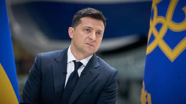 На Украине заявили о «начале прозрения» у Зеленского