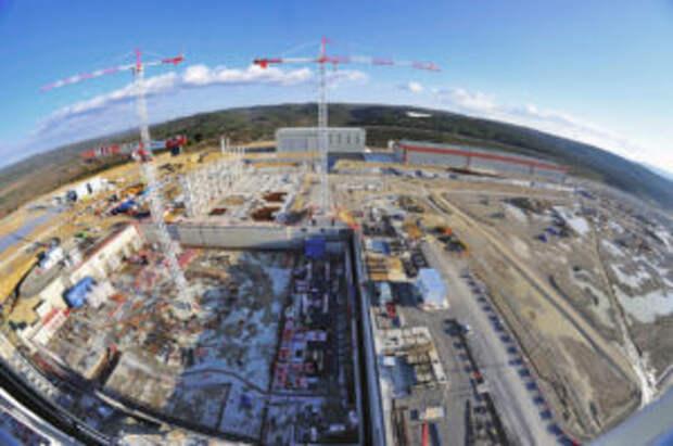 Во Франции начали монтаж крупнейшего в мире термоядерного реактора ITER