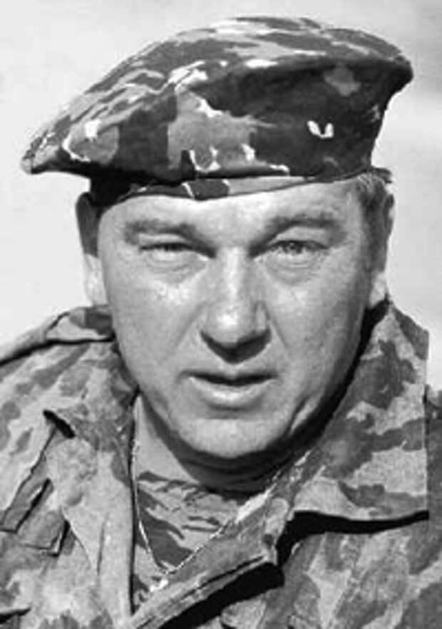 Легендарный Генерал Шаманов