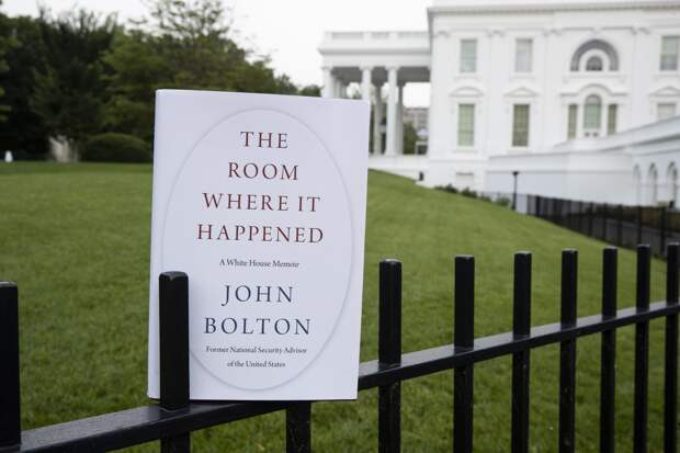 Новая книга Джона Болтона: учебник (анти)дипломатии и право на свободу информации