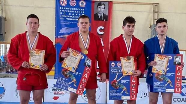 Воспитанник Черноморской ДЮСШ завоевал первое место на Всероссийском турнире