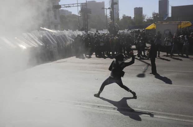 Социальные движения: сильные организации или анархические сети?