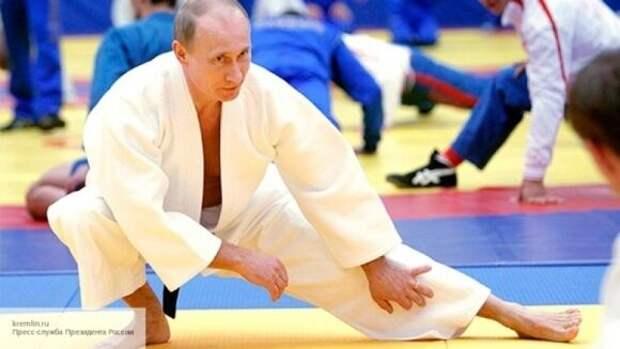 Foreign Policy рассказало о страхе США перед хитрой тактикой Путина из дзюдо