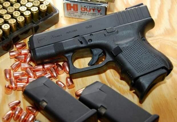 Многие назовут данный пистолет лучшим. /Фото: mygunculture.com.