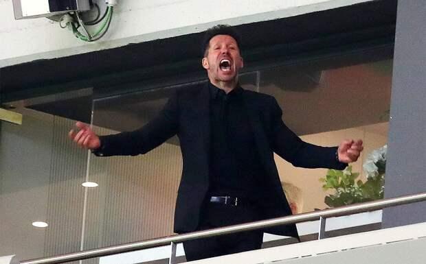Симеоне отреагировал на уход Диего Косты из «Атлетико»