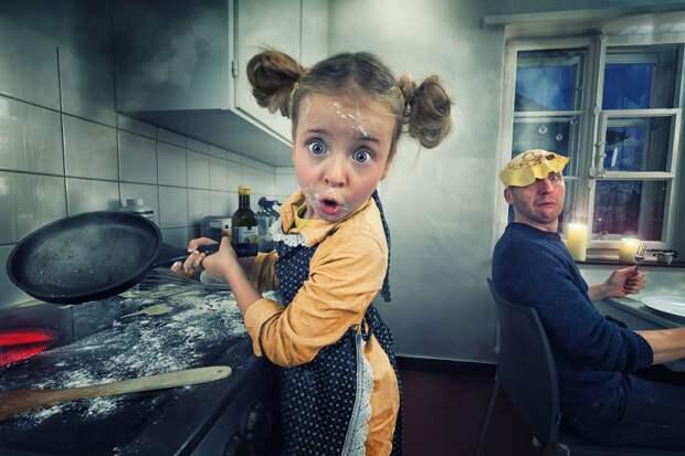 Вот как нужно снимать фотографии для семейного фотоальбома!