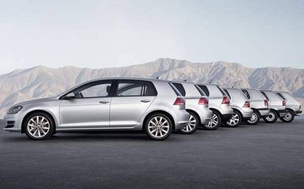 Обновленный Volkswagen Golf дебютирует в ноябре