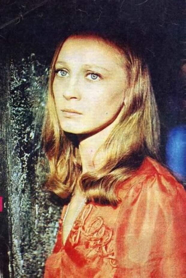 Любимые советские актрисы. Светлана Смирнова.