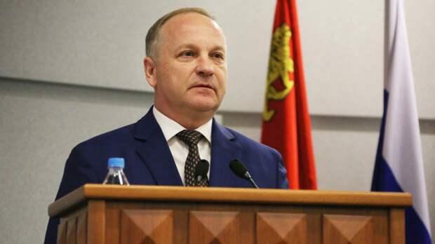 Трутнев заявил о необходимости подачи в отставку мэра Владивостока Гуменюка