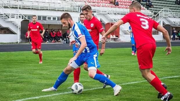 В Крыму пройдут завершающие матчи футбольной Премьер-лиги