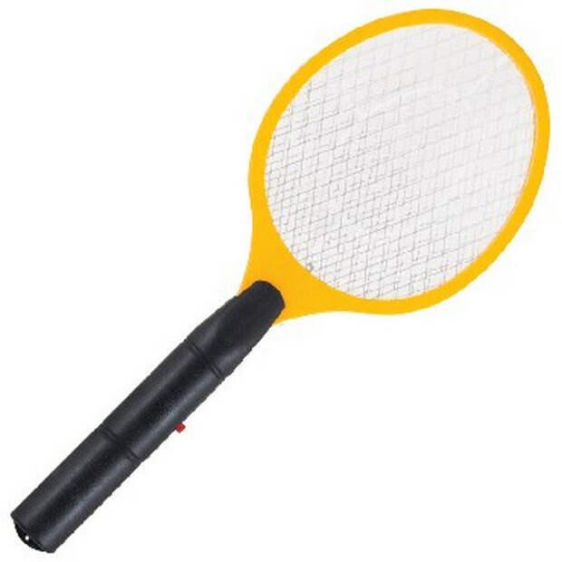 Нужна ли вам электрическая мухобойка? зачем вообще её придумали?