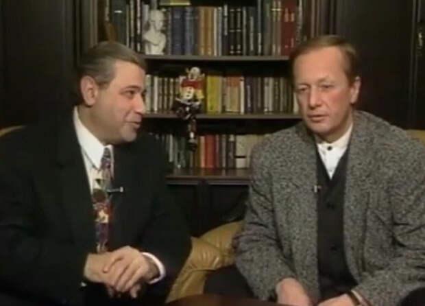 Евгения Петросяна и Михаила Задорнова зрители признали самыми смешными в России