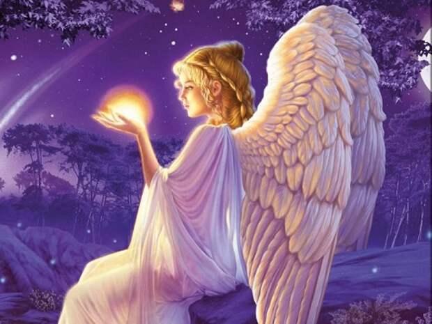 Часы ангела в июне