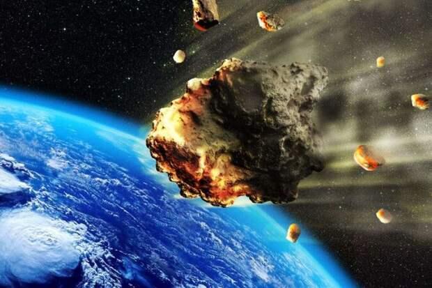 Мимо Земли пролетит астероид размером с футбольное поле