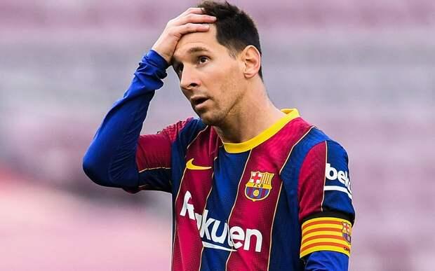 Стала известна зарплата Месси по новому контракту, который он может подписать с «Барселоной»