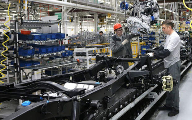 Внедорожники УАЗ будут меньше ржаветь