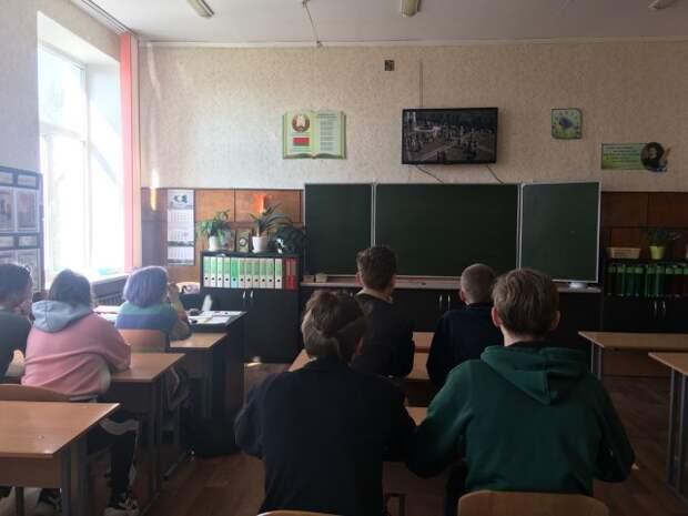 Мероприятия шестого школьного дня 10.04.2021.