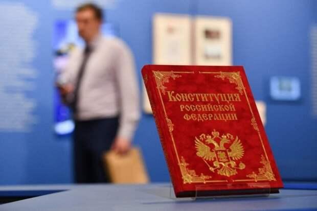 Профессор МГУ объяснил почему, россияне выступают за конституционные поправки обеими руками