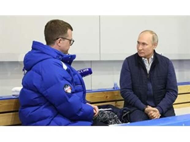 Путин пояснил Западу, почему Россия не купится на Украину