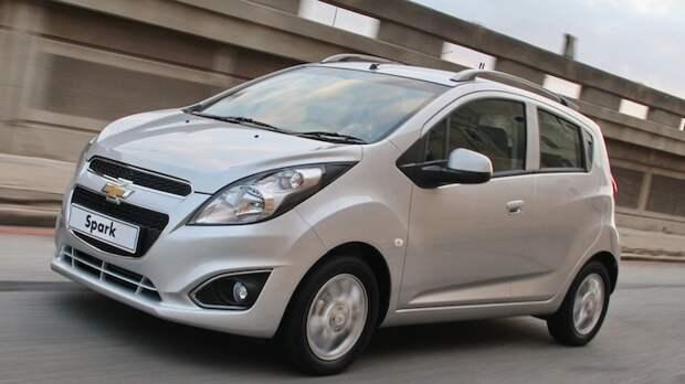 Бюджетные автомобили Chevrolet добрались до дилеров
