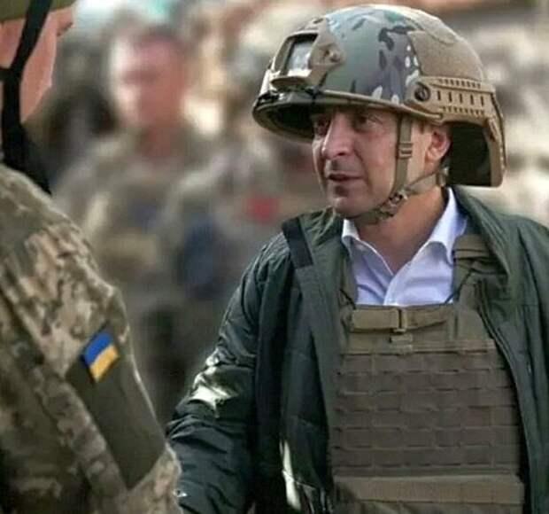 Хаотизация по-американски. С украинской кровью?