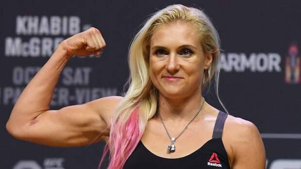 Куницкая победила Виейру в со-главном бою UFC Vegas 19