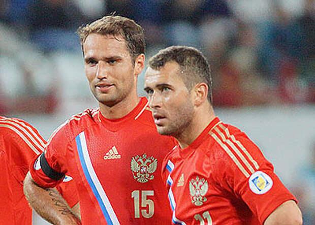Малафеев: Согласен с Аршавиным, что в сборной 2008 года нынешние ребята не играли бы