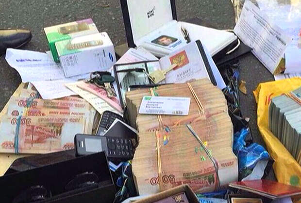 Полковник Захарченко: «Может быть, эти деньги мне просто подкинули»