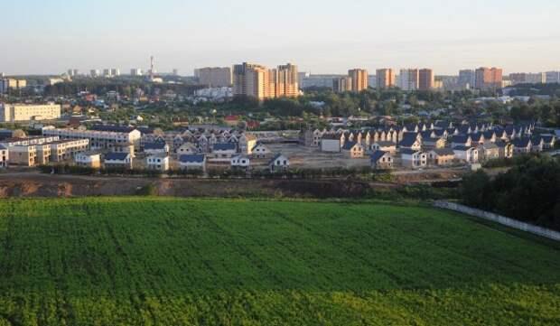 Город сдает в аренду участок в ТАО для строительства объекта пищевой промышленности