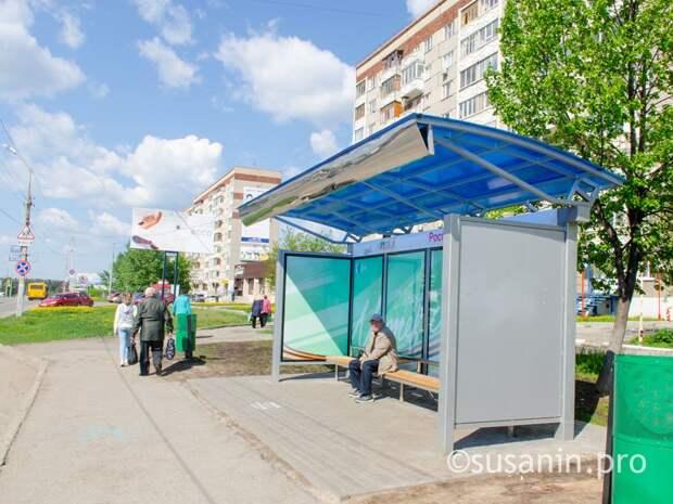 Павильоны на остановках Ижевска будут устанавливать по конкурсным проектам