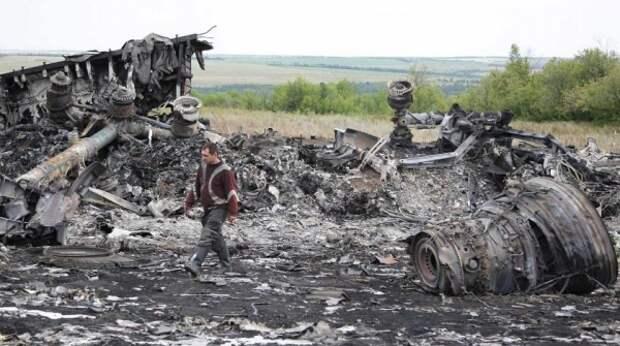 Недобросовестные действия Киева в день крушения MH17 проигнорировали – посол
