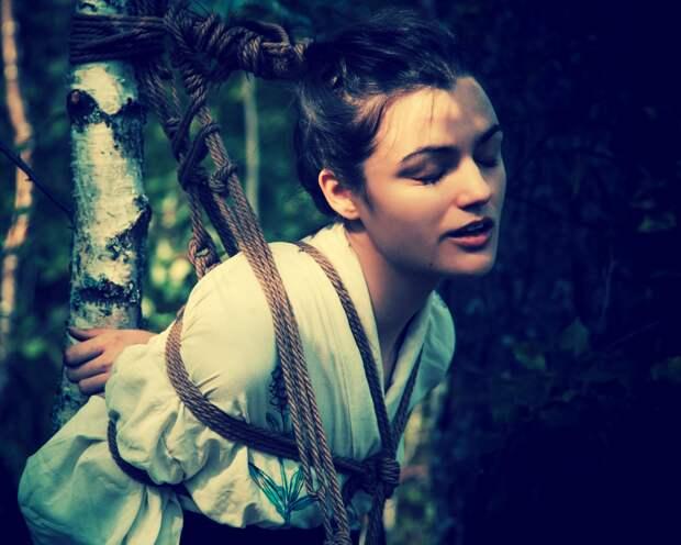 В плен монголов попали тысячи девушек.