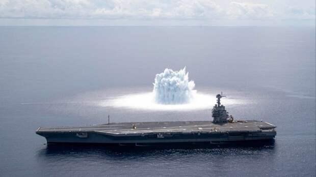 Перемудрили стехнологиями: самый дорогой корабль вмире оказался «непроверенным»