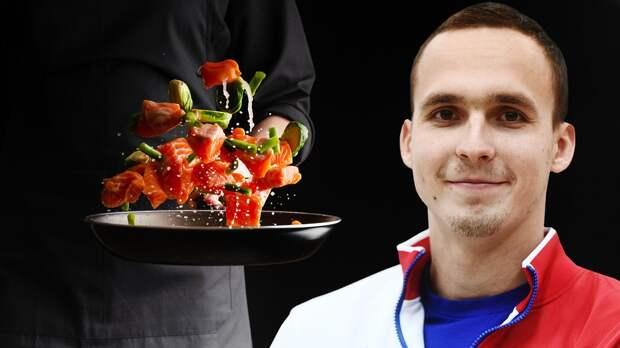 «Научился готовить. Отец был поваром, видимо— гены». Пловец Антон Чупков накарантине