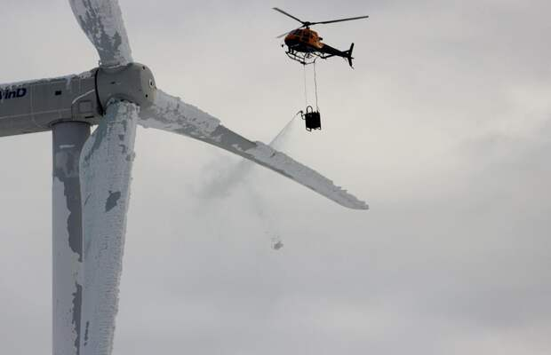 """Крах """"зеленой"""" энергетики в Германии"""