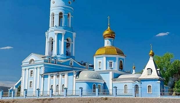 Освящение Владимирского храма Мытищ пройдет 5 июля