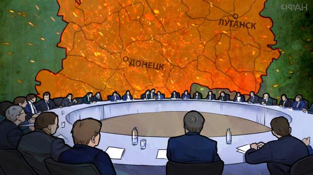 Россия отвергла ультиматум Запада по Донбассу с ужасающими последствиями для Украины!