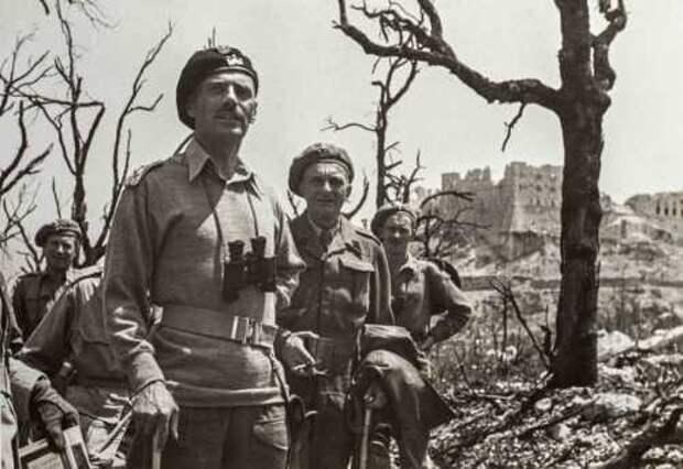 Генерал Андерс – польский патриот и друг нацистов