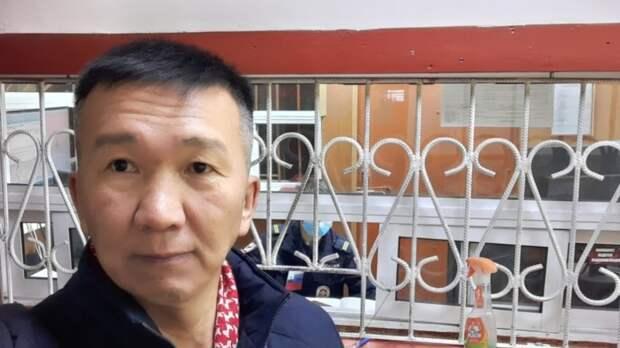 Правозащитника из Бурятии объявили в международный розыск