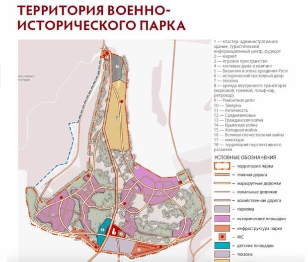 В Севастополе патриотическому парку быть! Но... немного другому