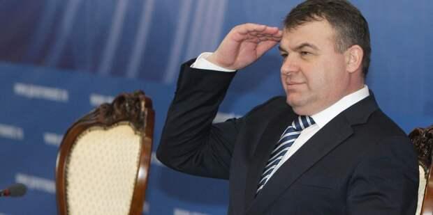 Бывший министр обороны Сердюков возглавил российское авиастроение