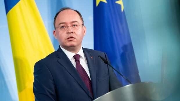 Глава МИД Румынии призвал Украину признать отсутствие молдавского языка