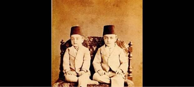 Видео: Как выглядели дети последних османских султанов