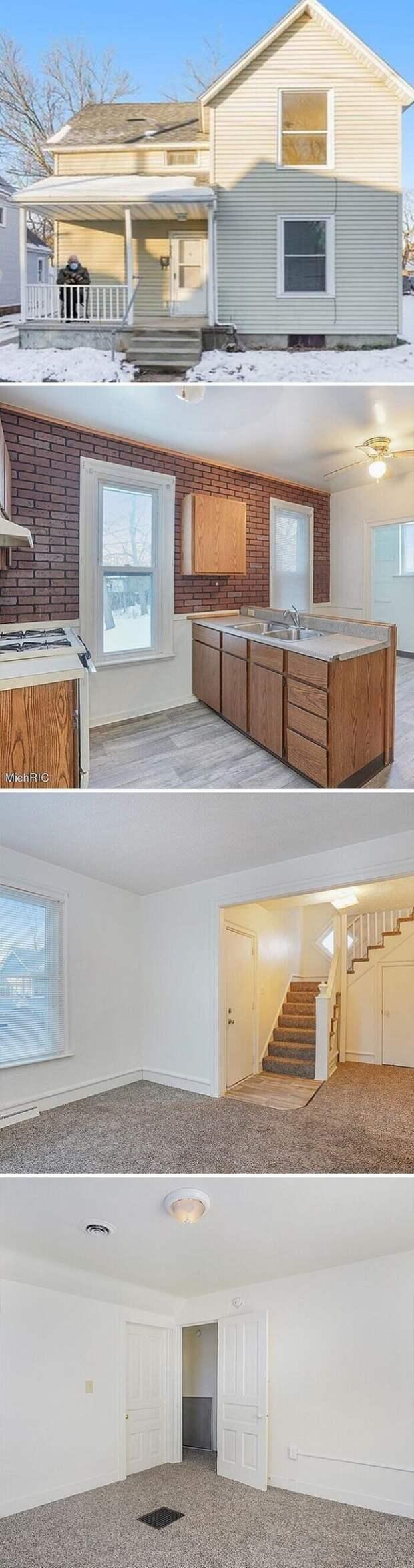 Небольшой дом за 144 тысячи долларов (10 млн рублей)