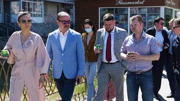 Казанский депутат возмутился из-за подключения незаконных ларьков к электросетям