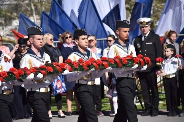 В преддверии Дня Победы в Севастополе состоялся Мемориальный час