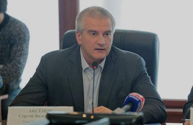 Аксенов пригрозил ужесточить антикоронавирусный режим в Крыму