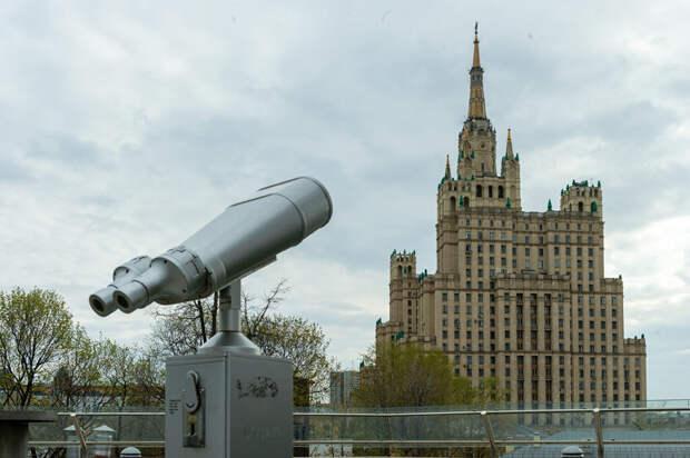 Ночной звездопад ожидается в небе над Москвой