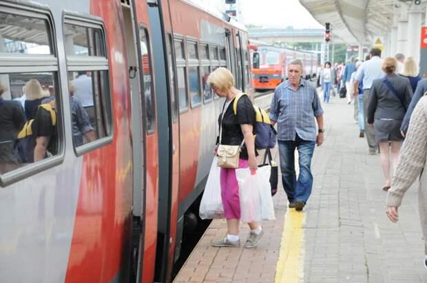 Нижний Новгород вошёл в число популярных железнодорожных направлений на майские праздники